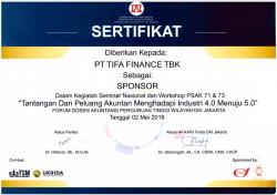 Ikatan Akuntansi Indonesia (IAI) 2019