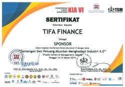 Konferensi Ilmiah Akuntansi (KIA) 2019
